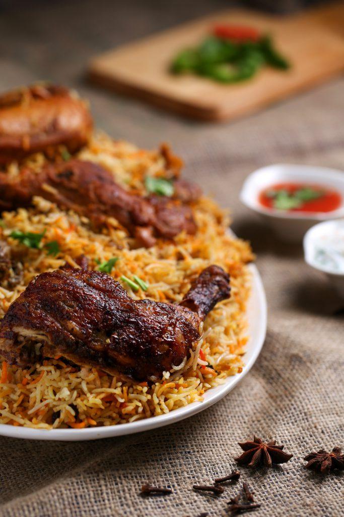 Afghaans eten 1